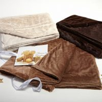 Velvafur faux fur throw collection