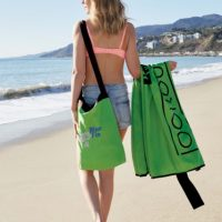 Sand Repellent Beach Bag by Kanata Blanket