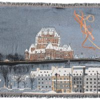 Cotton Tapestry – Quebec
