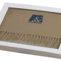 Scarf Gift Box packaging by Kanata Blanket