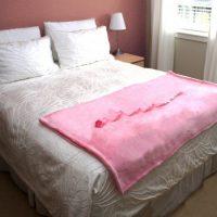 Soft Touch Velura™ in Pink by Kanata Blanket