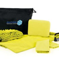 Microfiber Wash Kit by Kanata Blanket