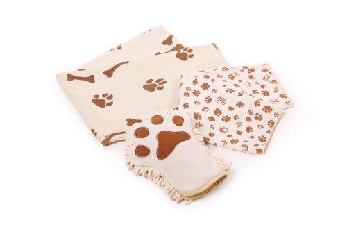 Microfiber Dog Wash Kit