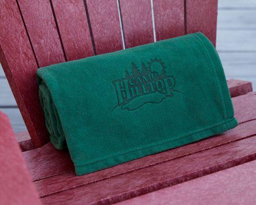 Promo-Fleece-Hunter-Green-Lasered