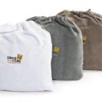 Microfiber Tote Bag by Kanata Blanket