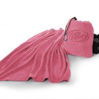 Quillow pour le gym rose