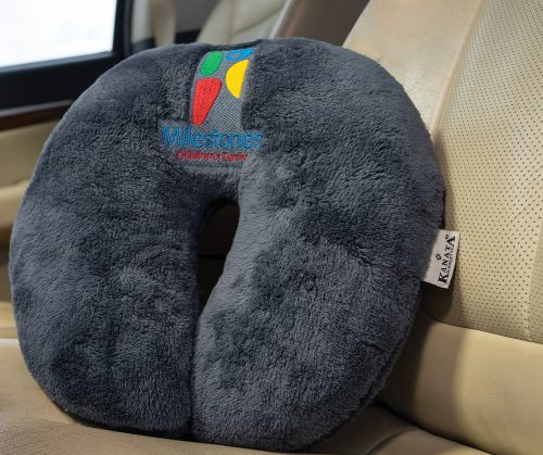 Soft-Touch-Travel-Pillow-Gray