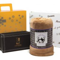 Emballage personnalisé de Kanata Blanket