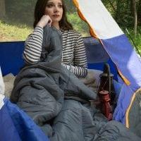 Couverture de camping